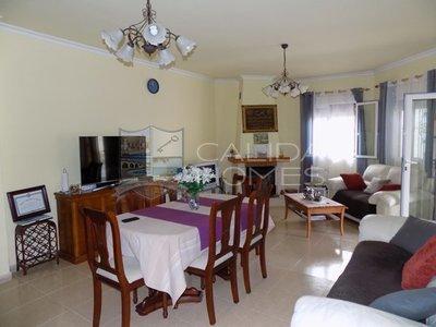 cla7362 Villa Kandela: Resale Villa in Arboleas, Almería