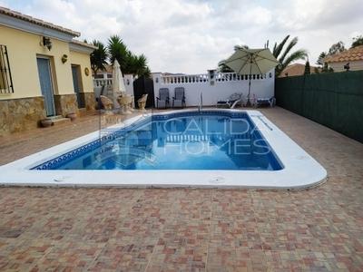 cla7364 Villa Crianza: Resale Villa in Arboleas, Almería
