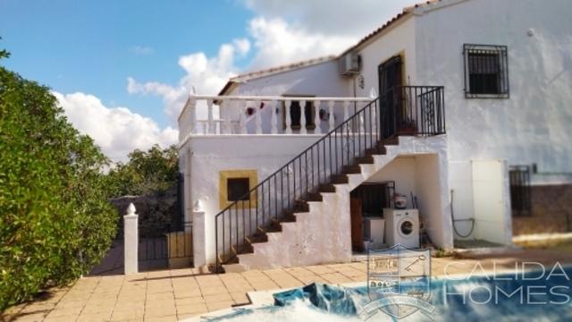 cla7366 Cortijo Hermosa: Village or Town House for Sale in Arboleas, Almería