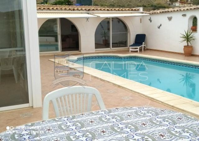 cla7367-Villa Rosa : Herverkoop Villa te Koop in Arboleas, Almería
