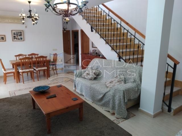 cla7382 Villa Hermosa: Herverkoop Villa te Koop in Arboleas, Almería
