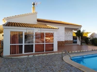 cla7387- Villa Tina : Resale Villa in Arboleas, Almería
