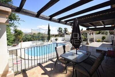 cla7395 Casa Calm : Resale Villa in Cantoria, Almería