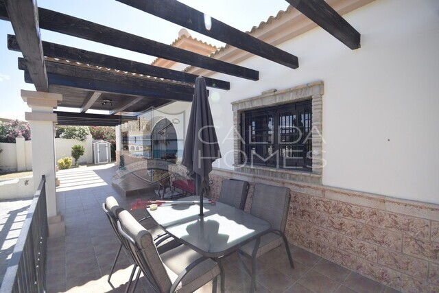 cla7395 Casa Calm : Resale Villa for Sale in Cantoria, Almería