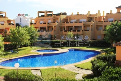 cla7404: Apartment in Vera Playa, Almería