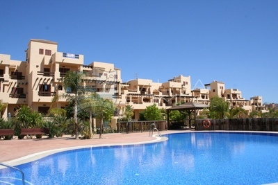 cla7406: Apartment in Vera Playa, Almería
