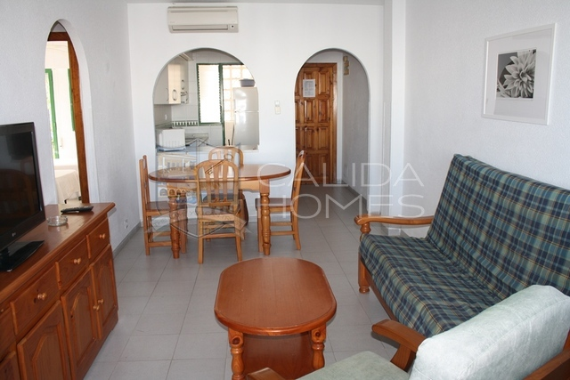 cla7407: Apartment for Sale in Vera Playa, Almería