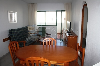 cla7407: Apartment in Vera Playa, Almería