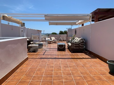Cla7408: Apartment in Vera Playa, Almería
