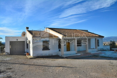 cla7410 Villa Guillenes: Resale Villa in Albox, Almería