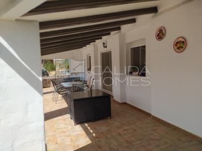 cla7427 villa Almendra: Resale Villa in Cantoria, Almería