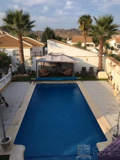 cla7433 Villa Jacaranda: Resale Villa in Arboleas, Almería