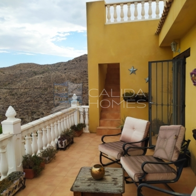 cla7436 Villa Gecko : Resale Villa for Sale in Taberno, Almería