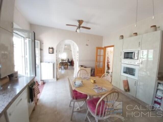 cla7438 Villa Iris : Resale Villa for Sale in Cantoria, Almería