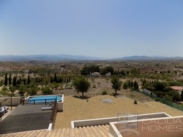 cla7441 Villa Morello : Resale Villa for Sale in Albox, Almería