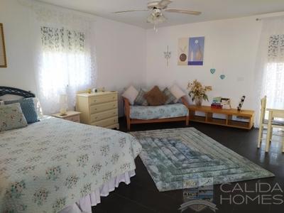 cla7442 Villa Tranquility : Resale Villa in Arboleas, Almería