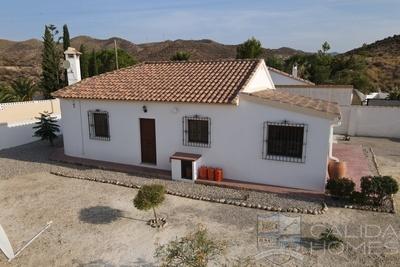 cla7448 Villa Posy : Resale Villa in Arboleas, Almería