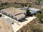 cla7458 villa Crema : Resale Villa in Albox, Almería