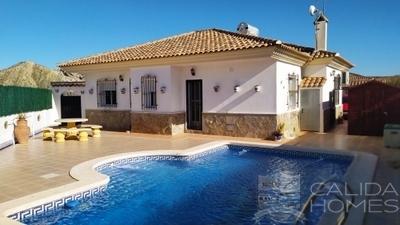 cla7468 Villa Olivia : Resale Villa in Arboleas, Almería