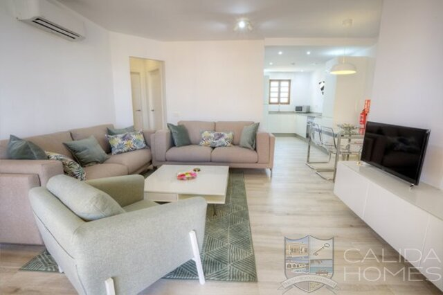 cla7501: Apartment for Sale in Cuevas Del Almanzora, Almería