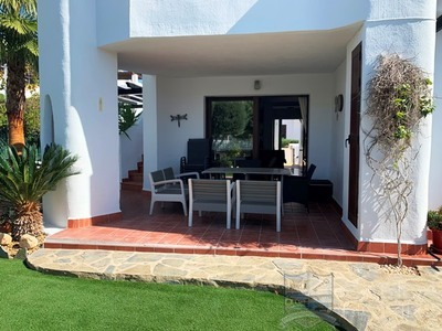 cla7503: Resale Villa in Vera Playa, Almería