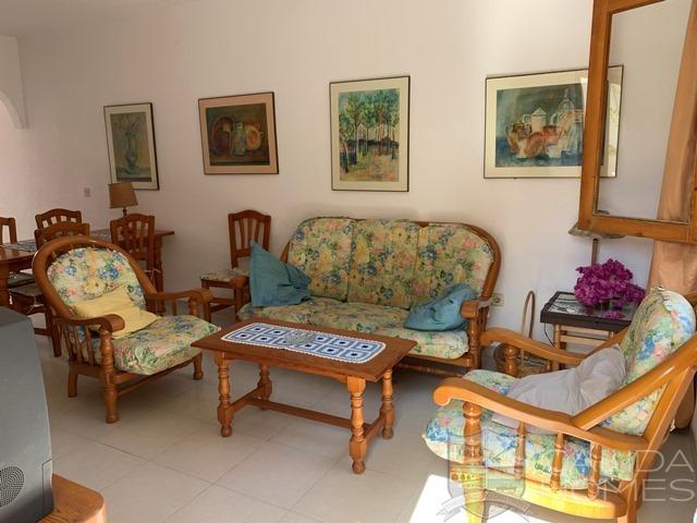cla7505: Apartment for Sale in Vera Playa, Almería