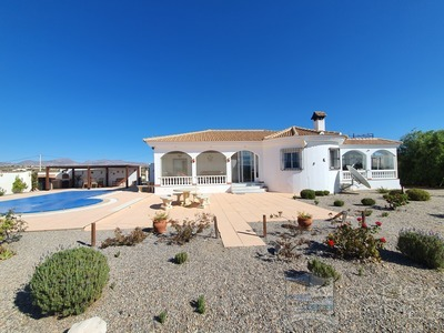 cla7509 Villa Sumptuous : Resale Villa in Albox, Almería