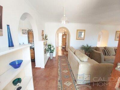 cla7510 Casa Rustica: Village or Town House in Almanzora, Almería