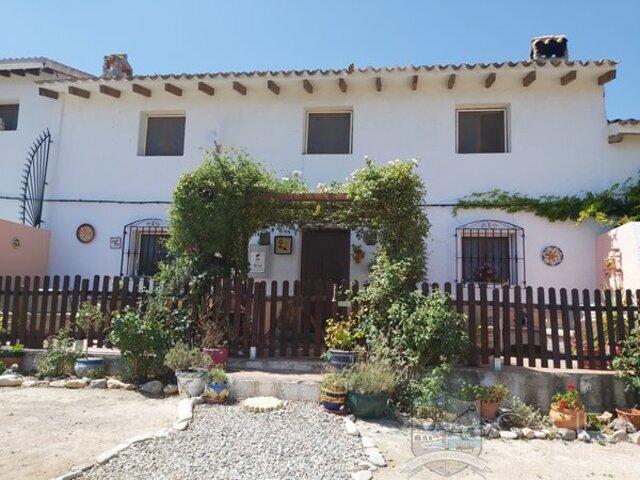 cla7510 Casa Rustica: Village or Town House for Sale in Almanzora, Almería