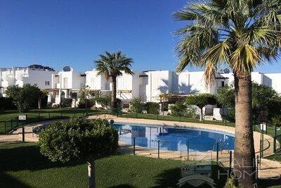 cla7512: Duplex in Mojacar Playa, Almería