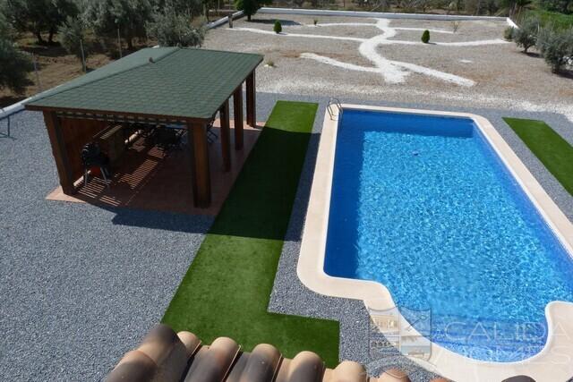 CLA7516 Villa Almond Blossom : Resale Villa for Sale in Albox, Almería