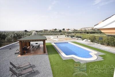 CLA7516 Villa Almond Blossom : Resale Villa in Albox, Almería