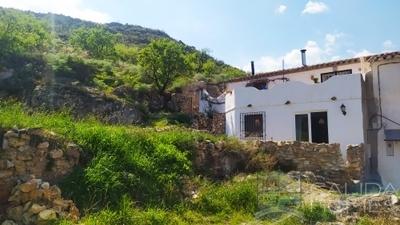 cla7517: Terraced Country House in Albanchez, Almería