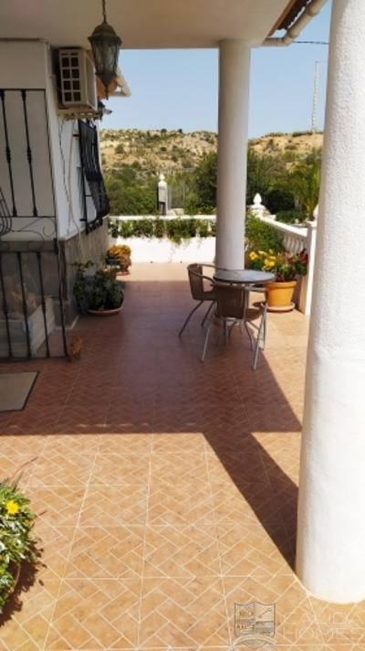 Cla7520 casa de Suenos : Resale Villa in Partaloa, Almería