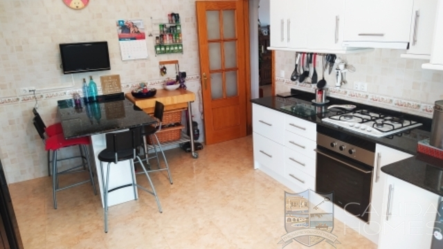 Cla7520 casa de Suenos : Resale Villa for Sale in Partaloa, Almería