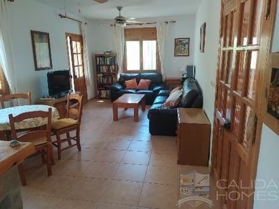 cla7525 Villa Secreto: Resale Villa in Arboleas, Almería