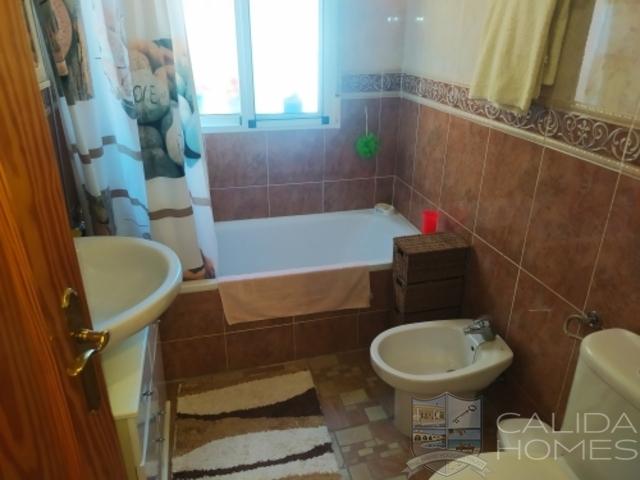 Cla7527 Villa Kristen : Resale Villa for Sale in Arboleas, Almería