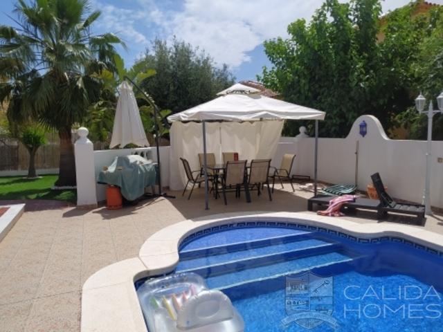 cla7528 Villa Raffa: Resale Villa for Sale in Arboleas, Almería
