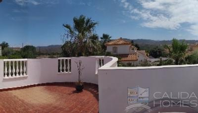 cla7528 Villa Raffa: Resale Villa in Arboleas, Almería