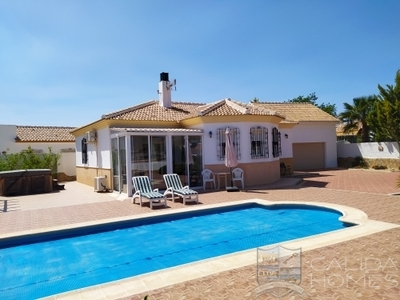 cla7529 Villa Gloriosa: Resale Villa in Arboleas, Almería