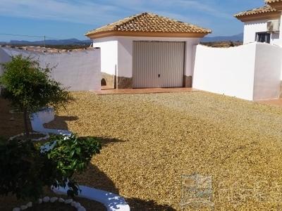 Villa Sam CLA7530: Resale Villa in Albox, Almería