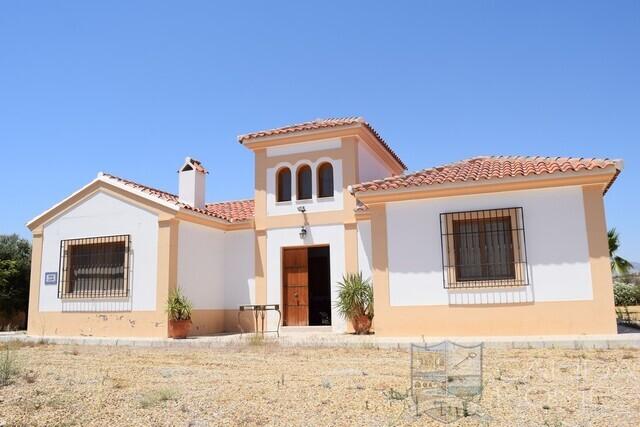 cla7531 Villa Regal : Resale Villa for Sale in Albox, Almería
