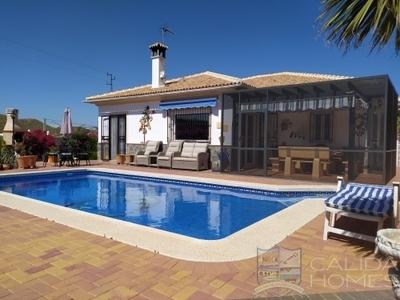 cla7535 Villa Flora : Resale Villa in Arboleas, Almería