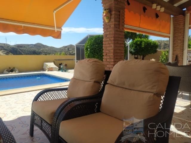 cla7564 Villa Jasmine : Resale Villa for Sale in Arboleas, Almería