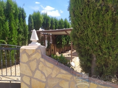 cla7564 Villa Jasmine : Resale Villa in Arboleas, Almería