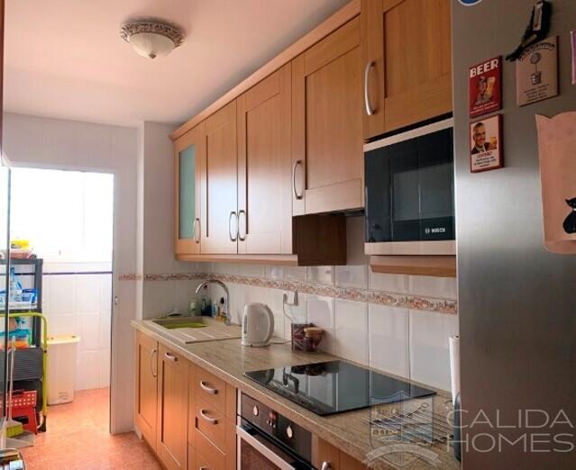 Cla7566: Apartment for Sale in Vera Playa, Almería