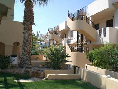CLAC 480: Apartment in Palomares, Almería