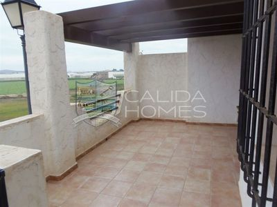 CLAC 718: Appartement in Palomares, Almería