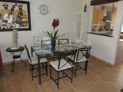 CLAC 718: Apartment in Palomares, Almería