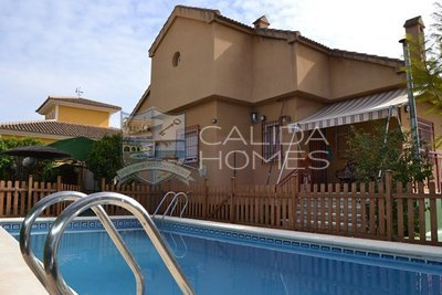 clm263: Herverkoop Villa in Murcia, Murcia